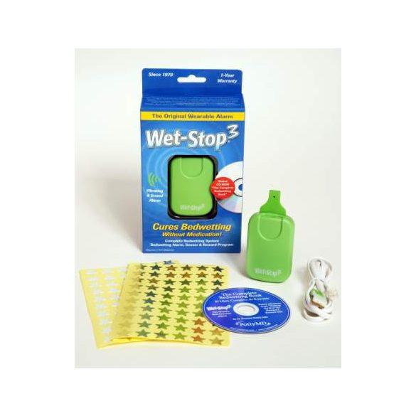 WET-STOP Cseppcsengő - pisicsengő - enuresis riasztó - vizelet stop készülék