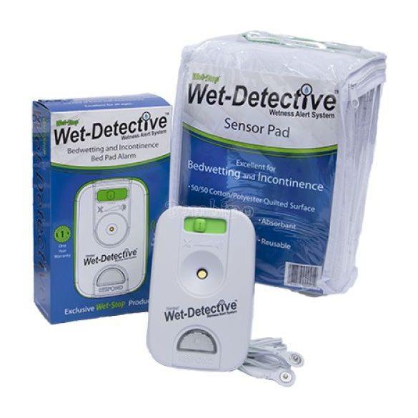 POTTY WET-DETECTIVE nedvesség riasztó készülék