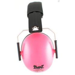 BANZ Kidz gyermek hallásvédő fülvédő - petal pink rózsaszín