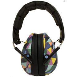 BANZ Kidz gyermek hallásvédő fülvédő - kaleidoscope