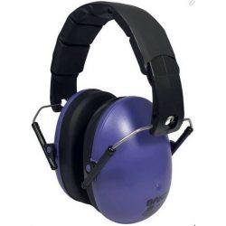 BANZ Kidz gyermek hallásvédő fülvédő - lila