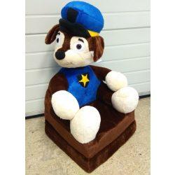 Mancs őrjárat Chase babafotel fotelágy