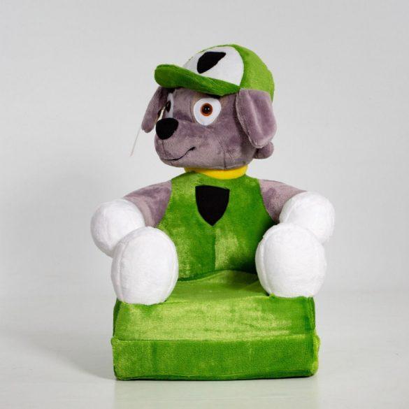 Mancs őrjárat Rocky babafotel fotelágy