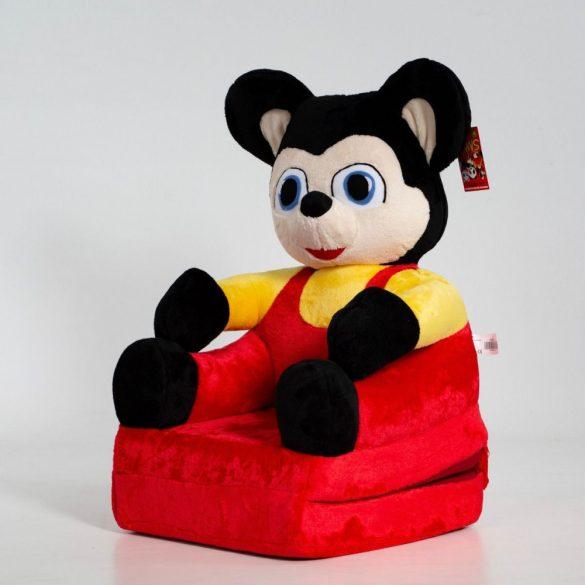 Mickey egér babafotel fotelágy