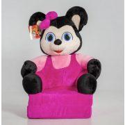 Minnie egér babafotel fotelágy