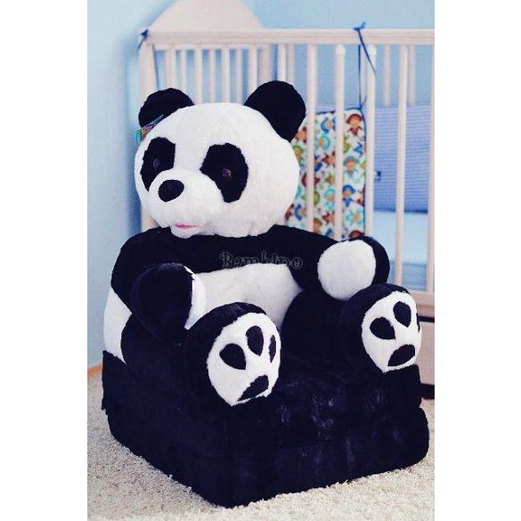 Panda babafotel fotelágy