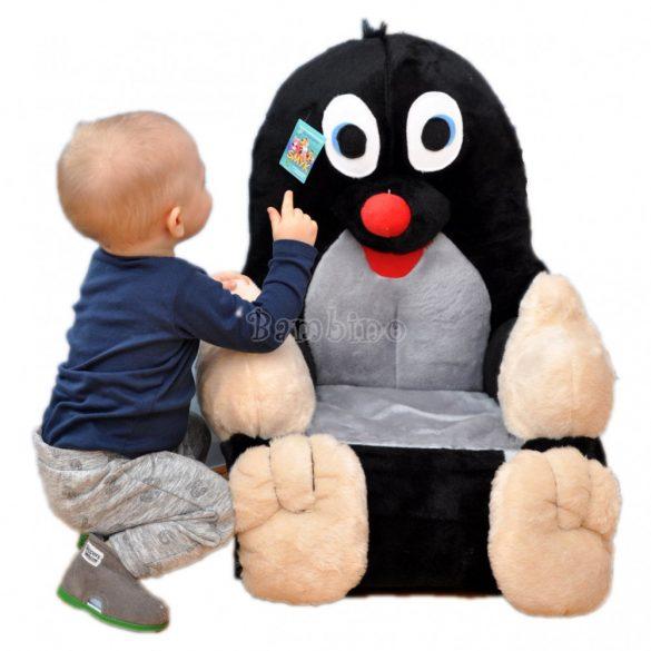 Kisvakond babafotel fotelágy