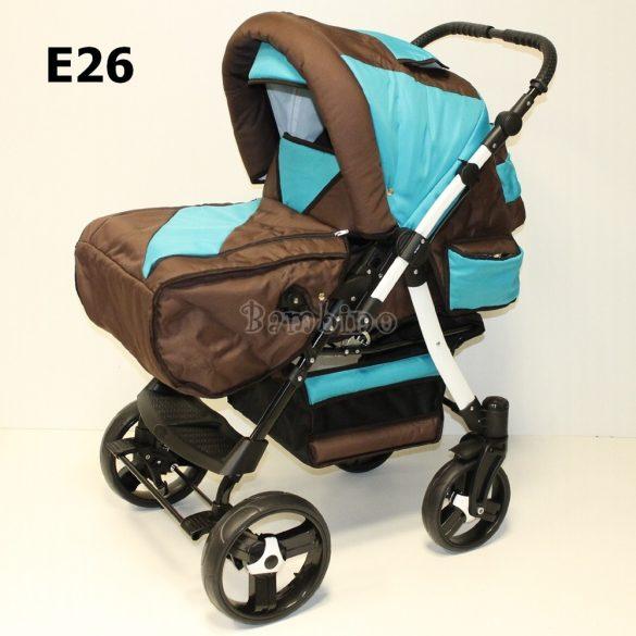 Eton Mimo 2in1 újszülött babakocsi (több színben)