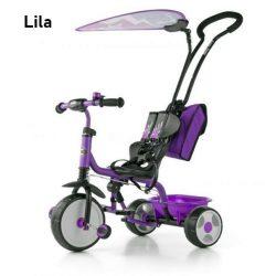 Boby Delux Milly tricikli (több színben)