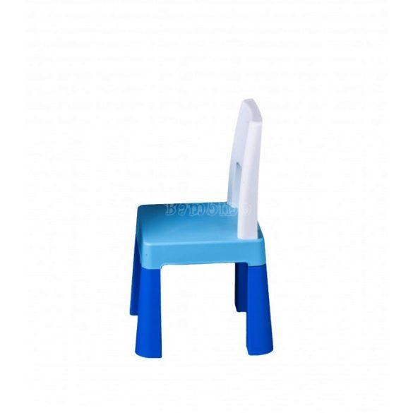 Tega Baby Multifun készségfejlesztő asztal székkel, kék