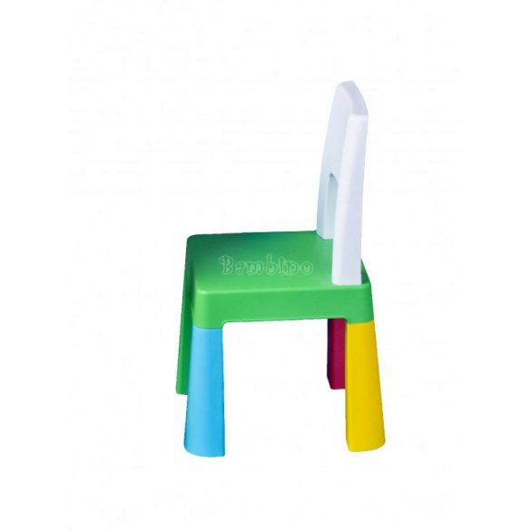 Tega Baby Multifun készségfejlesztő gyerekasztal székkel - színes