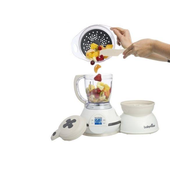 Babymoov Nutribaby 5in1 robotgép (több színben) Örökélet Garanciával