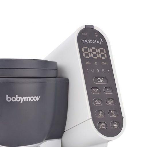 Babymoov Nutribaby Plus robotgép (több színben) Örökélet Garanciával