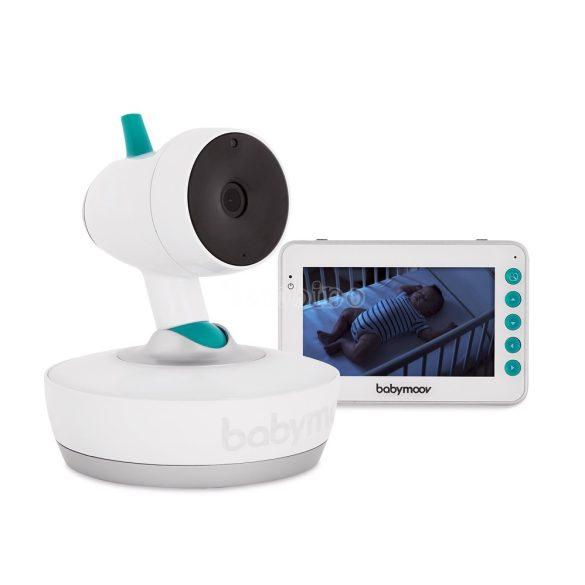 Babymoov YOO-Moov 360 ° kamerás bébiőrző  Örökélet Garanciával