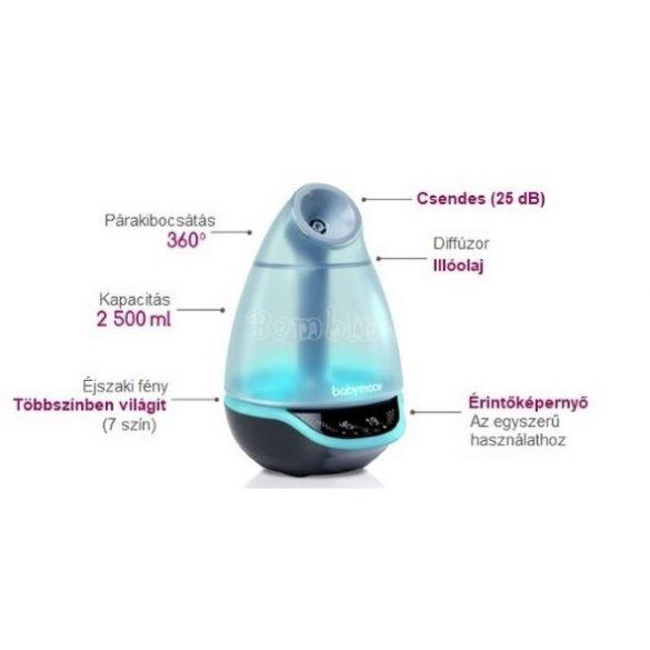 Babymoov Hygro Plusz digitális hideg párásító