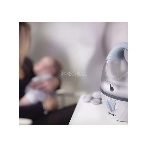Babymoov Hygro ultrahangos párásító Örökélet Garanciával