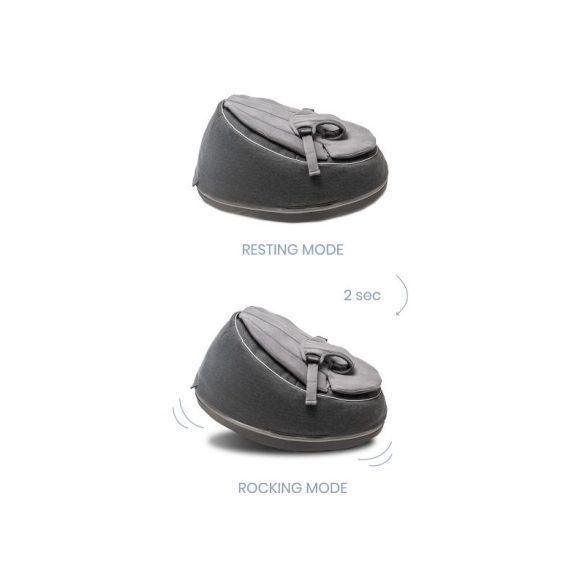 Doomoo Seat Puff babzsák-fotel, új, ringatós (több színben)