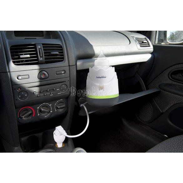 Babymoov autós- és hálózati cumisüveg melegítő Örökélet Garanciával