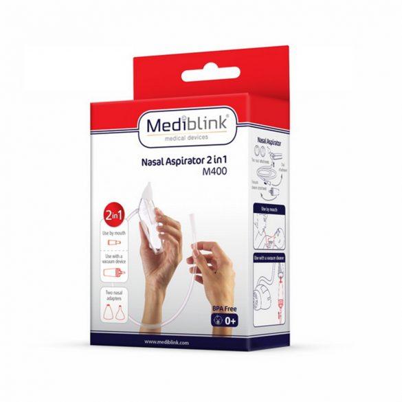 Mediblink orrszívós porszívó 2in1