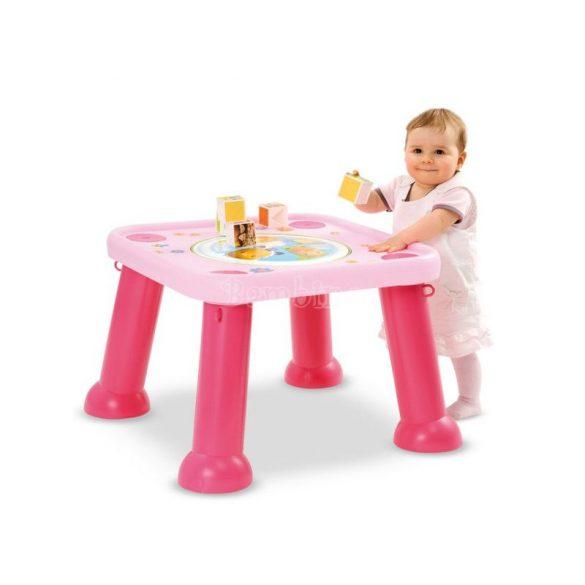 SMOBY Cotoons 2in1 foglalkoztató asztal  rózsaszín