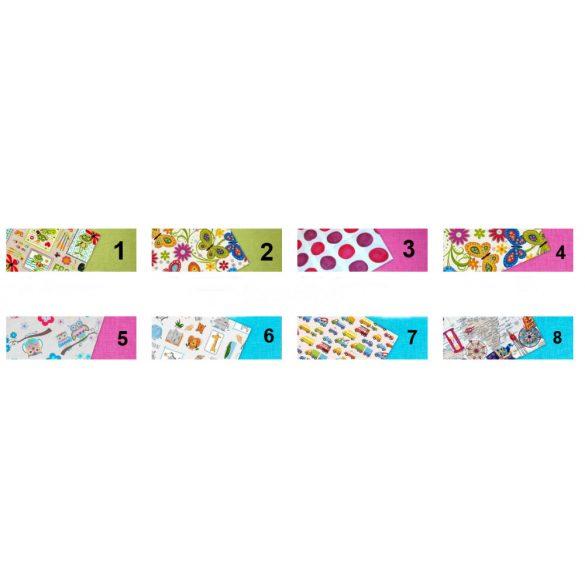 Virág alakú babzsák (több színben)