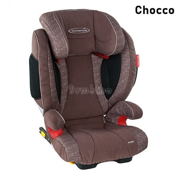 Storchenmühle Solar Seatfix gyerekülés 15-36 kg - Chocco