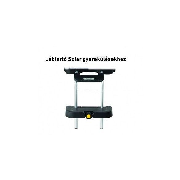 Storchenmühle Solar Seatfix gyerekülés 15-36 kg - Midnight