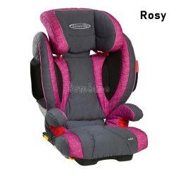 Storchenmühle Solar Seatfix gyerekülés 15-36 kg - Rosy