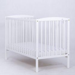 Drewex Kuba Standard kiságy 60x120 - White