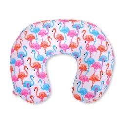 BabyLion Luxus etető párna - Flamingók