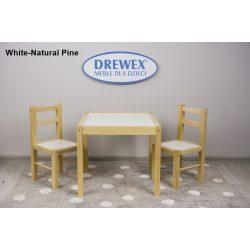 Drewex gyerek asztal + székek (több színben)