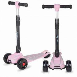 Coccolle Muvio 3 kerekű roller - Blush Pink