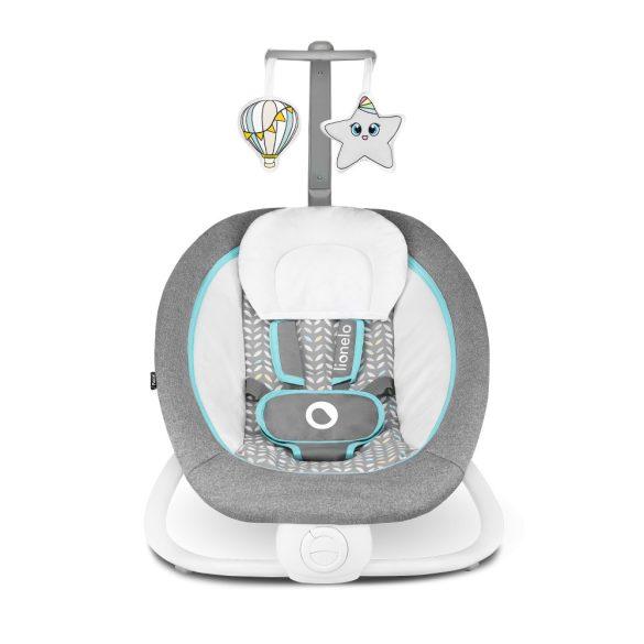 Lionelo Pascal rezgő pihenőszék - Grey Scandi
