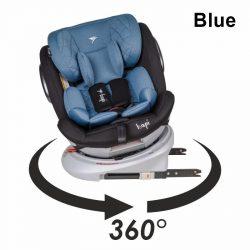 Hapi Ozy 360°-ban forgatható gyerekülés 0-36 kg (több színben)