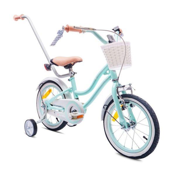 """Sun Baby LoveMyBike bicikli 14"""" - menta"""