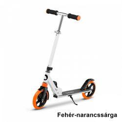 Lionelo Luca roller, 100 kg teherbírás - Fehér-Narancssárga