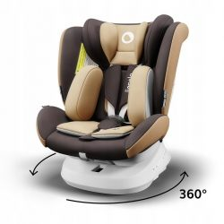Lionelo Bastiaan One SPS 360° ISOFIX gyermekülés 0-36 kg (több színben)