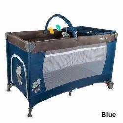 Coccolle Siesta kétszintes utazóágy - blue