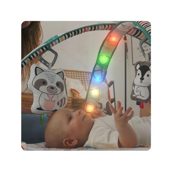 Lionelo Paula zenélő világító játszószőnyeg