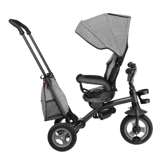 Tris összecsukható tricikli forgatható üléssel - Stone Grey