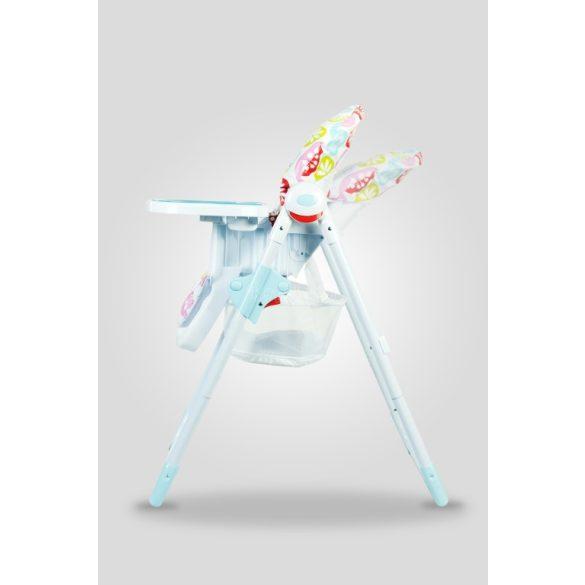 Sun Baby színes multifunkciós etetőszék