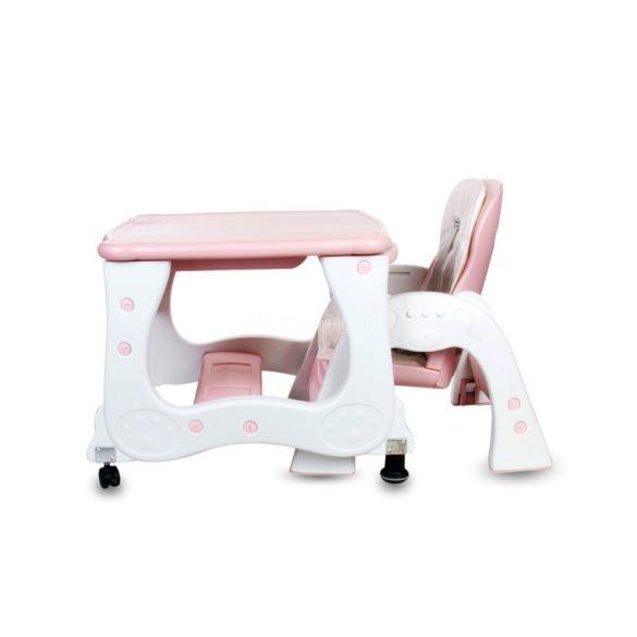 Sun Baby 2in1 asztallá+székké alakítható etetőszék