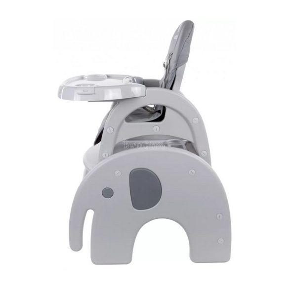 Sun Baby elefántos etetőszék és kis asztalka 2in1