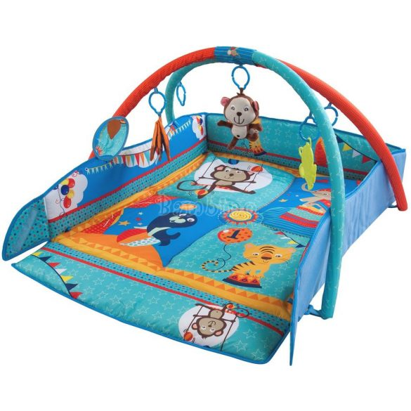 Sun Baby peremes játszószőnyeg-cirkusz
