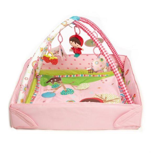 Sun Baby Piroska kislányos peremes játszószőnyeg