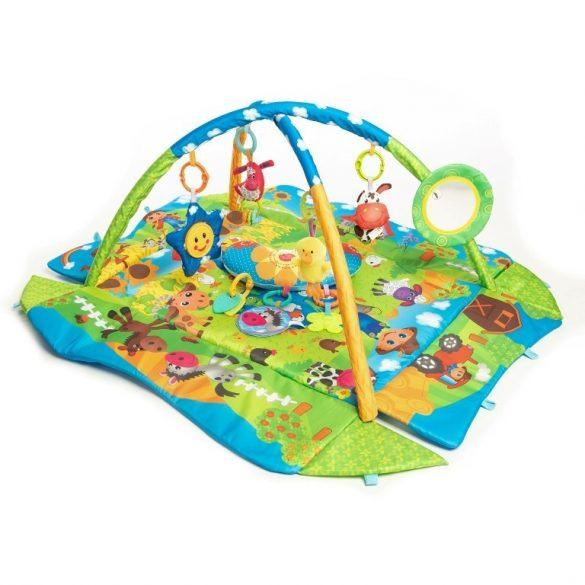 Sun Baby peremes játszószőnyeg-Farm