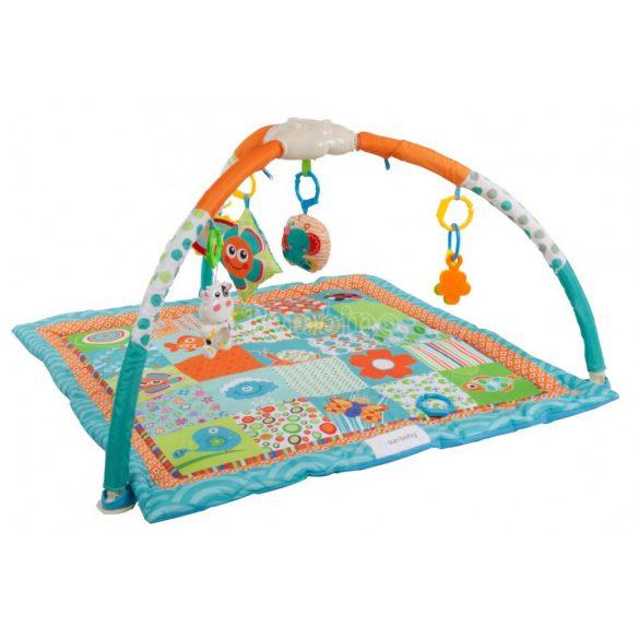 Sun Baby kockás játszószőnyeg