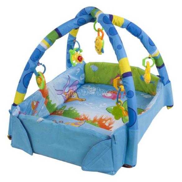 Sun Baby peremes játszószőnyeg -Víz alatti világ