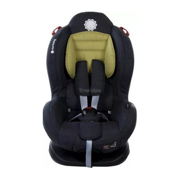 Sun Baby isofix gyerekülés 9-25 kg - Olivazöld