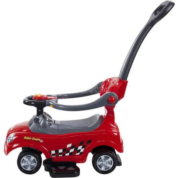 Sun Baby Coupe tolókaros bébitaxi - piros